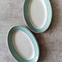 Piccoli piatti ovali - Petites assiettes ovales - VENDUTI