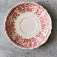 Piccolo piatto decorazioni inglese - Petite assiette décorations anglaises